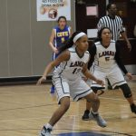 Lamar girls basketball recap with Copperas Cove