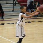 Lamar 7th Grade A Bots Basketball vs. Lake Belton