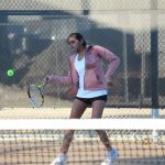 Tennis team plays well in spring opener