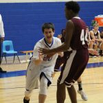 Boys Freshman White Basketball vs. A&M Consolidated