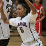Lamar 8th Grade A Girls Basketball vs. South Belton