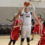 Lamar girls basketball recap with South Belton