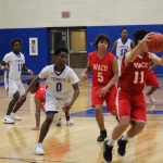 Boys Freshman White Basketball vs. Waco