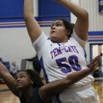 Tem-Cat JV Basketball falls to College Station