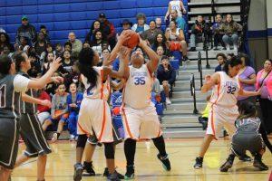 Bonham Girls 8th Grade B Basketball vs. Lamar