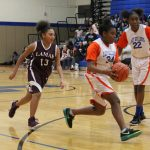 Bonham Girls 7th Grade basketball recap with Lamar