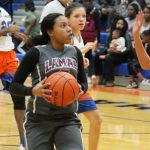 Lamar 8th Grade Girls basketball recap with Bonham