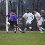 Boys JV B Soccer falls to University