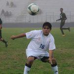 Boys JV B Soccer defeats Rudder 1-0