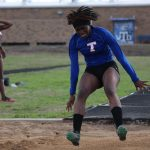 JV Girls Track & Field @ Temple Relays - Field Events