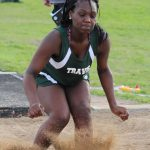 Travis Girls 8th Grade Track @ Lamar Invitational