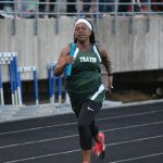 Travis 8th Grade Girls Track wins Lamar Invitational