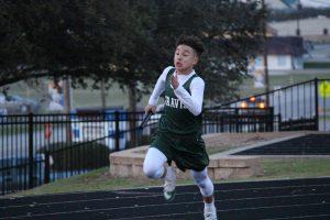 Travis Boys 7th Grade Track @ Lamar Invitational
