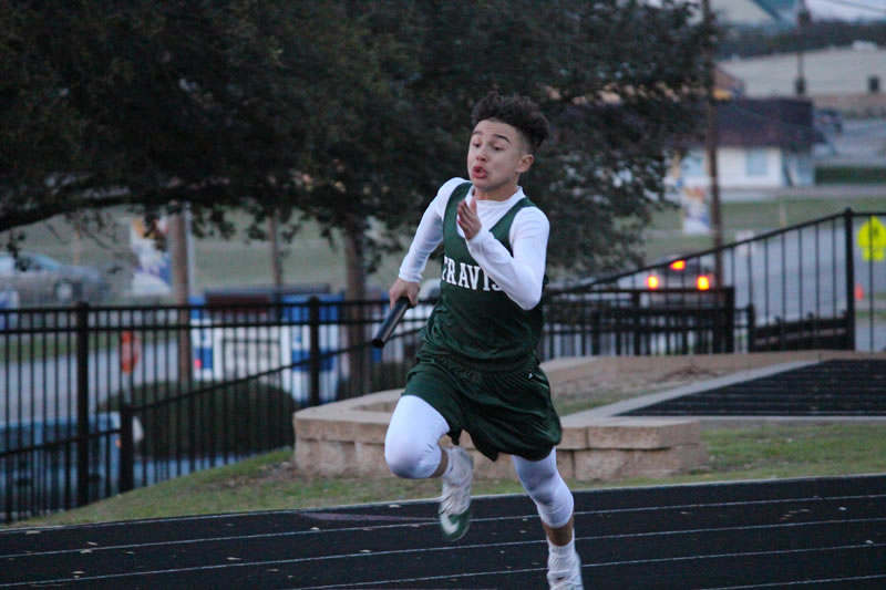 Travis 7th Grade Boys Track takes Lamar Invitational Title