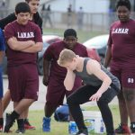 Travis Boys 8th Grade Track @ Lamar Invitational