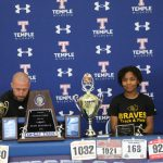 Cienna Womack Collegiate Signing - Ottawa University