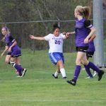 Lady Wildcat JV Soccer vs. College Station - 2nd Half