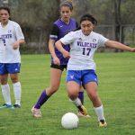 JV Girls Soccer falls to College Station 1-0