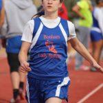 Bonham Girls 8th Grade Track @ the District Meet