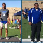 Johnston shines on first day of district track meet
