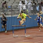 Lamar 8th Grade Girls Track takes 5th at the District Meet