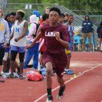 Lamar Boys 8th Grade Track @ the District Meet