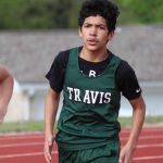 Travis Boys 7th Grade Track @ the District Meet