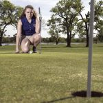 Temple senior Schmidt finds time for golf