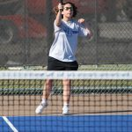 Middle School Girls Tennis vs. Vanguard