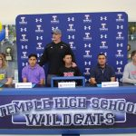 National Signing Day - TJ Rumfield, Seth Bazilius, Antonio Salazar