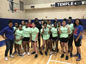 Tem-Cat Volleyball Middle School Spring League