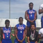 Johnson led Wildcats take 5th at the Area Meet