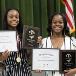 Travis Girls 8th Grade Athletic Awards Announced