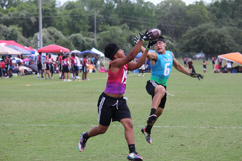 Wildcats go 1-2 in 7-on-7 state tourney pool play
