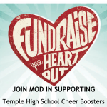 MOD Pizza host THS Cheerleader Fundraiser all day on August 15th