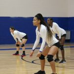 Freshman White Volleyball vs. Bryan Rudder