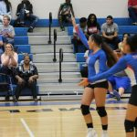 Freshman Blue Volleyball vs. Bryan Rudder