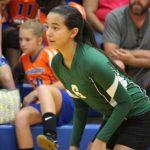 Travis 7th Grade B Volleyball vs. Bonham