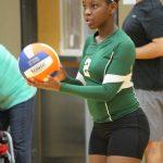 Travis 7th Grade A Volleyball vs. Bonham