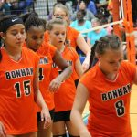 Bonham 7th Grade A Volleyball vs. Travis