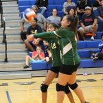 Travis 8th Grade volleyball sweeps Bonham