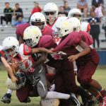 Lamar 7th Grade Football results vs. South Belton
