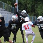 Travis 8th Grade football opens season with wins over Lake Belton