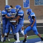 Freshman White Football rallies to defeat Harker Heights