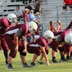 Lamar 7th Grade A Football vs. North Belton