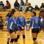 Freshman Blue Volleyball @ Killeen Shoemaker