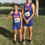 Cross Country teams take 3rd at Waco