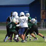 Travis 8th Grade B Football vs. Cove Lee