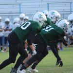 Travis 8th Grade A Football vs. Cove Lee