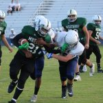 Travis 8th grade recap vs. Cove Lee